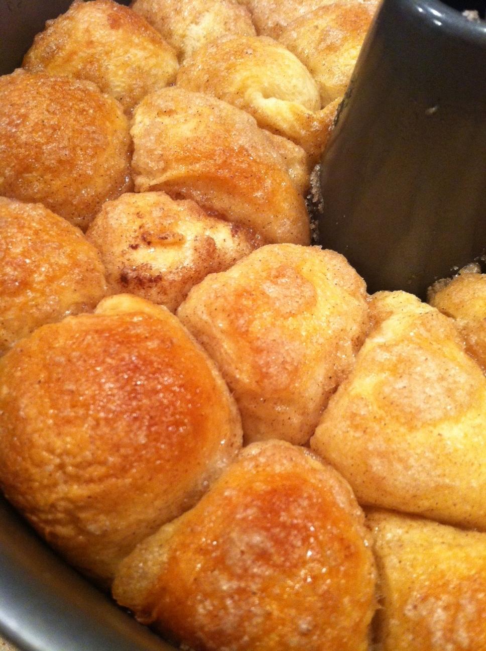 Bridgford Bread And Roll Dough Monkey Bread Bridgford