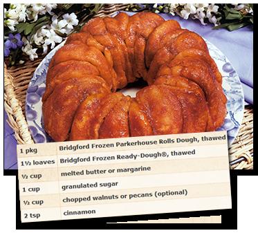 Monkey Bread Recipe
