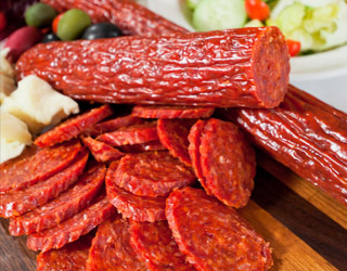 Pepperoni & Meat Snacks