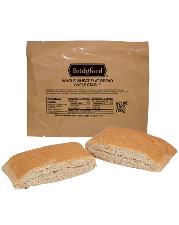 Whole Wheat Flat Bread